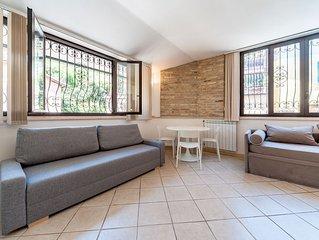 Grazioso appartamento a pochi passi a piedi dal Vaticano.