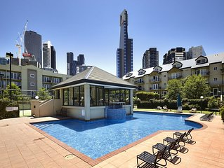 Paradise in the heart of Melbourne CBD