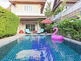 Nai harn Phuket Orchard Villa