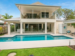 Luxury Living on the Beachfront