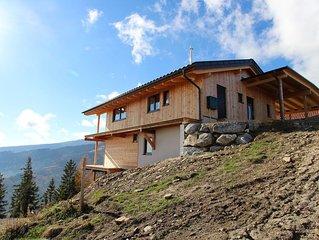 Luxurious Chalet in Klippitztörl with Sauna