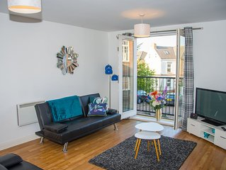 Deluxe 2 Bedroom Apartment, Friar Gate