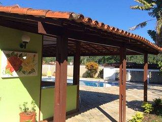 Casa Paraty Mata Atlântica - Wi-Fi e TV a Cabo