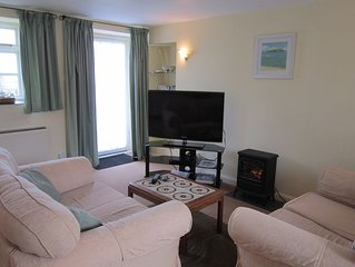 Dairy Cottage, Menifters Holiday Cottages, Porthallow, Cornwall