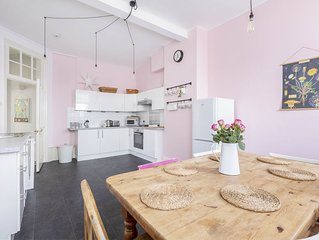 Spacious period home in Margate - Wilderness Rooms near the sea