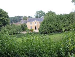 Manse Manor Hall was formally the Vicarage for Crewkerne.