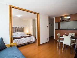 Best Apartment in Lastarria 4