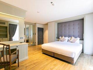 Thea, Executive Suite Serviced Apartment in Ekamai