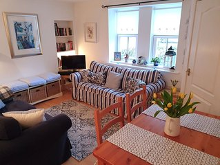 Comfortable coastal cottage in Crail, ideal for couples