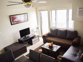 2 bedroom in condo unit at Manhattan plaza