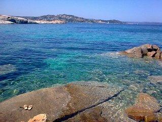 Paradiso tra mare e rocce