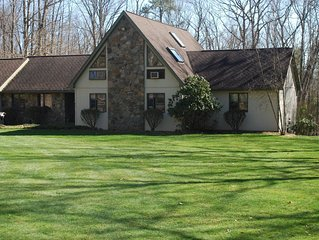 Beautiful Country Home Secluded On 8 Acres-Private Setting