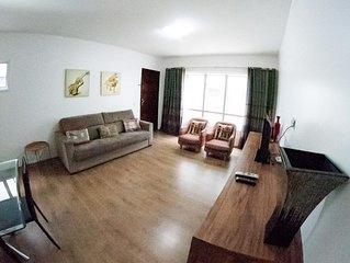 Apartamento a 100m da Praia de Ponta Verde, Maceió