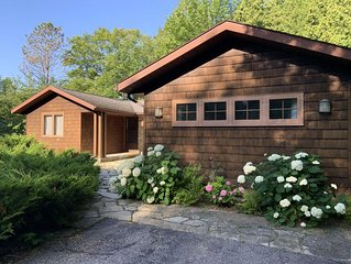 * NEW LISTING * Walk To Town, Quiet, Wooded Neighborhood