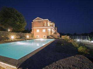 Villa Perla   Unique Villa In Corfu With Pool