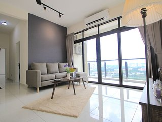 J.Dupion Cheras 26 by Kyuka 3 bedrooms,MRT 3min