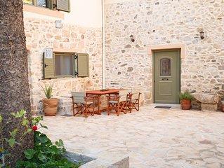 Traditional Stone Villa - Priotissa