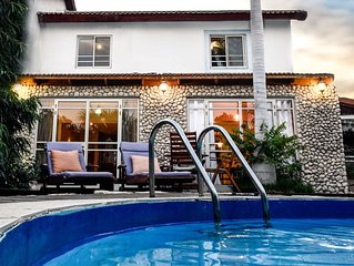 Beautiful villa with special charm and comfort