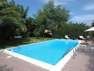 Villa Lecase in the beautiful Ballata