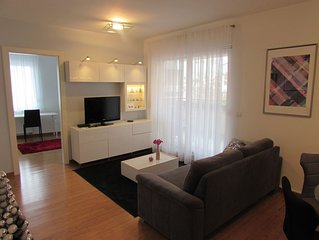 Apartment with 2 bedrooms, parking and terrace
