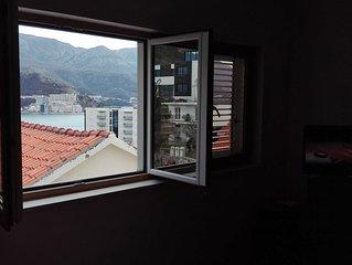 Studio 36m2 - Sea view