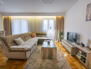 Comfortable 2 bedroom ap. in Budva