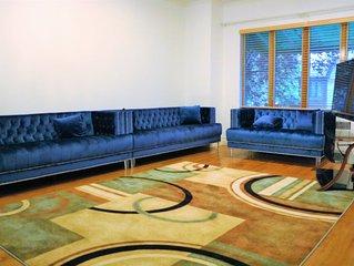 Luxury Spacious Up To 5 Bedroom House in Brooklyn