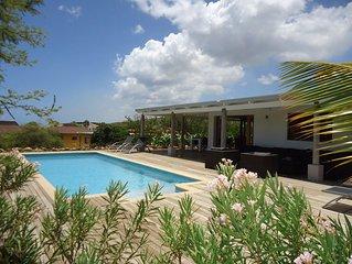VILLA PISCADERA - Heerlijke , luxe tropenvilla met prive zwembad