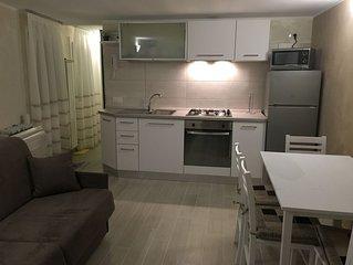 Appartamento completamente ristrutturato a nuovo