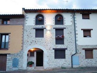 Casa rural (alquiler íntegro) Rosella de Rubielos para 10 personas