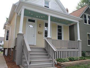 Riverwest Urban Cottage