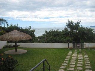 Apartamento com 2 suites em frente ao mar de Canasvieiras