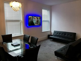 NEW Blackpool apartment