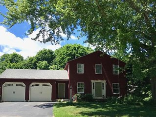Classic Maine Family Home