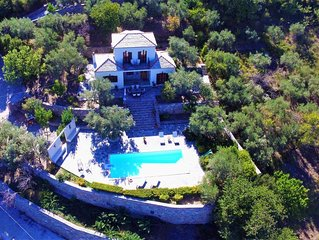 Villa Danai-The perfect place for your summer holidays.!