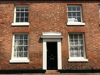 Grade II Listed, 3 Pyecroft Street, Handbridge, Chester