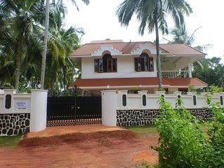 Manged & Maintained  by a British  couple-4 bedroom Villa,all to your self,!!!