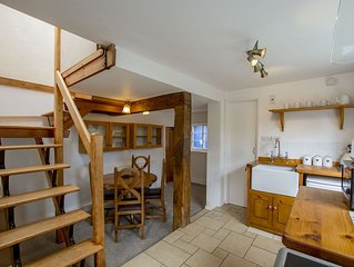 Cosy cottage in the heart of the Bailgate