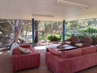 Dunsborough Beach Bush Lake  Views-free wifi/pets ok!