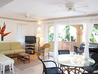 Modern 2 bedroom 2 bathroom 3 beach Condo in Barbados - self-catering