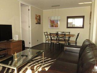 Confortable apartment in the best location of Las Condes, Santiago