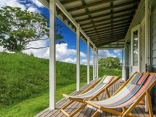Broken Head Cottage - Relaxing Byron Rural Retreat