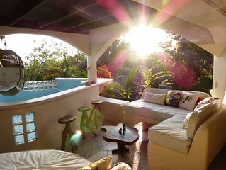 Private 200+acre Estate Reserve, Ocean Views, Ozone Pool, Beaches Corcovado