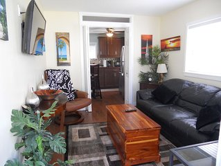 Near Historic Downtown Melbourne, 1bd, Private quiet setting