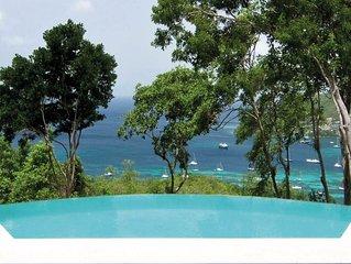 Spectacular New Rental Villa With Panoramic Sea & Sunset Views