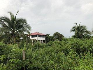 Off the beaten path beach house