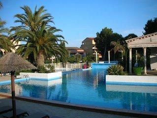 Vacances magiques a Cannet-en-Roussillon * Mer * Soleil * Sports *