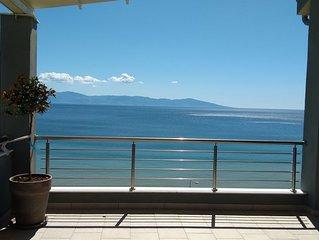 Thala-sea  luxury house breathtaking sea view