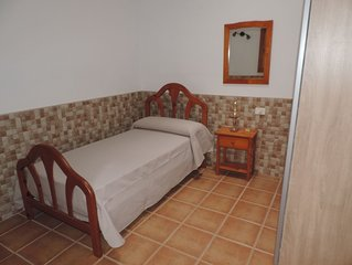Casa Pedro, Bonita vivienda vacacional cerca del mar