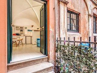 Delizioso appartamento in piazza navona